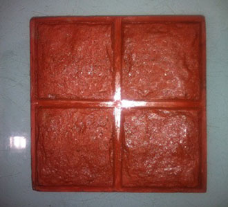 Plastic Paver Mould in Nepal